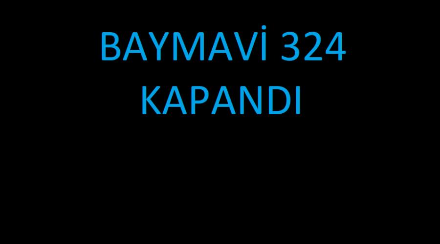 baymavi 324